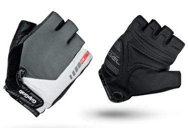 gripgrab gants courts femme progel gris