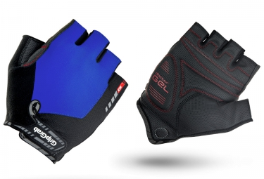 gripgrab gants courts progel bleu