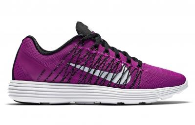 nike chaussures lunaracer 3 violet femme