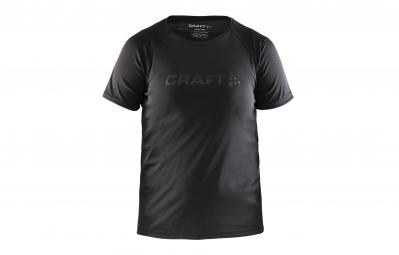 craft t shirt enfant precise noir