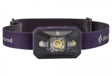 black diamond lampe frontale storm violet