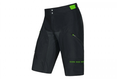 gore bike wear short power trail noir