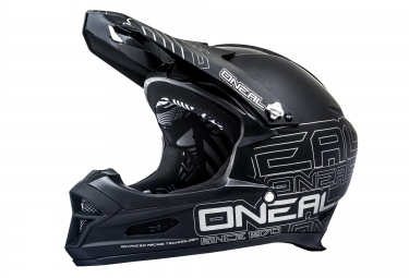 o neal casque integral fury rl noir matt
