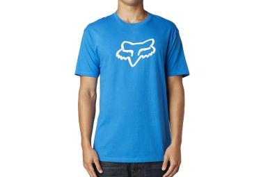 fox t shirt legacy foxhead bleu