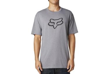 fox t shirt legacy foxhead gris
