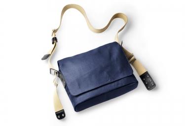 brooks sac bandouliere paddington bleu