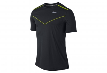 nike maillot dri fit racing noir homme