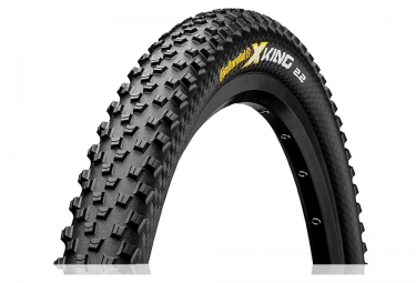 continental pneu x king protection 29 blackchili tubeless ready souple