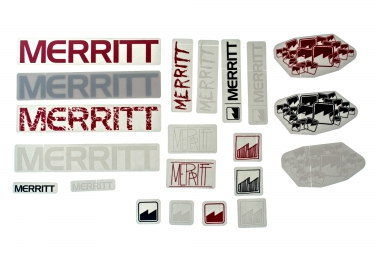 merritt sticker pack