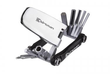 birzman multi outils feexman 10 cicada noir gris