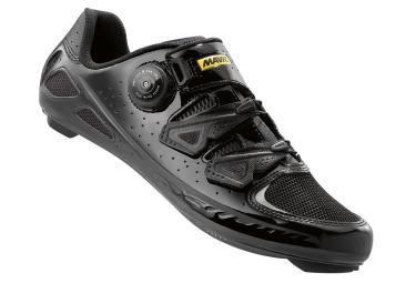 mavic 2016 paire de chaussures route ksyrium ultimate noir