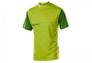 royal maillot manches courtes altitude vert