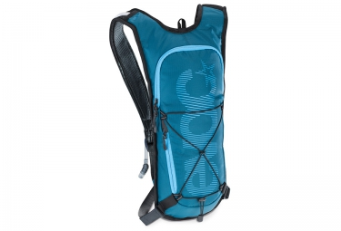evoc sac cross country 3l poche 2l bleu
