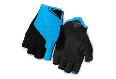 giro paire de gants bravo gel bleu noir