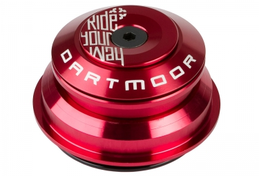 dartmoor jeu de direction astro conique semi integre rouge