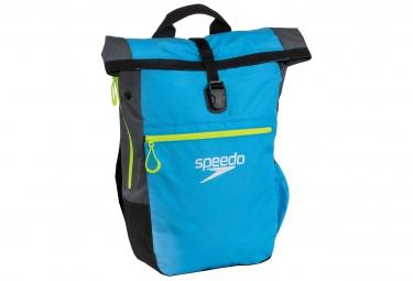 speedo sac a dos team rucksack iii bleu vert