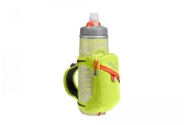 camelbak bidon quick grip chill 600ml jaune
