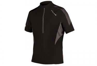 maillot manches courtes endura hummvee lite noir