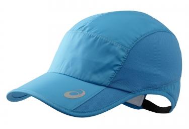 casquette asics performance bleu
