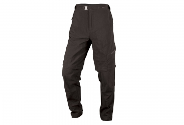 pantalon endura hummvee zip off noir