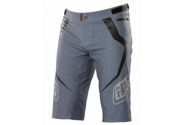 troy lee designs short ace speck gris