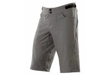 troy lee designs short skyline race gris