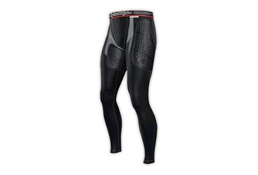 troy lee designs pantalon de protection avec peau de chamois 5705 noir