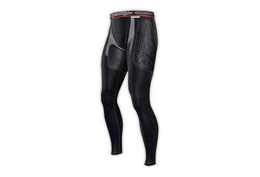troy lee designs pantalon de protection avec peau de chamois 5705 noir