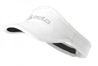 odlo casquette visor speed white