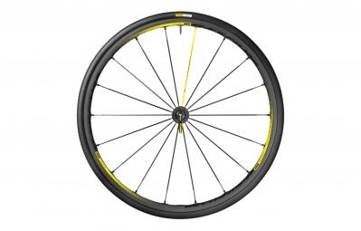 roue avant mavic ksyrium pro exalith sl 2016 limited pneu yksion pro 25mm
