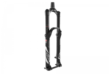 rockshox 2017 fourche pike rct3 27 5 axe 15 mm solo air conique noir mat