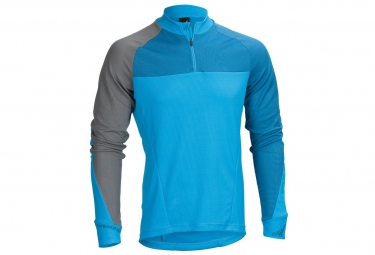 maillot manches longues haibike xduro bleu gris