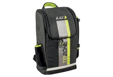 sac a dos triathlon louis garneau trizone 30 noir jaune