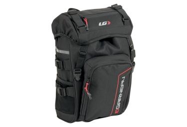 sacoche de porte bagages louis garneau odyssey f30 30l noir