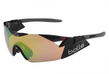 lunettes cyclisme bolle 6th sense s noir marron