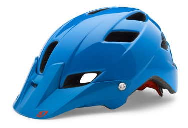 casque femme giro feather bleu