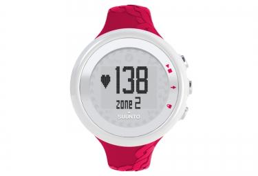 suunto montre m2 rose ceinture cardiaque dual comfort