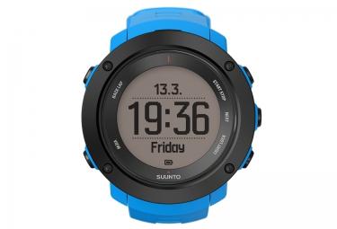suunto montre gps ambit3 vertical bleu