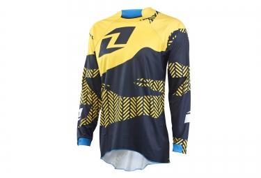 maillot one industries gamma blamo noir jaune