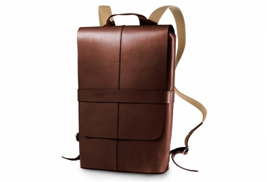 brooks sac a dos piccadilly leather marron
