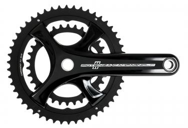 pedalier campagnolo potenza compact 34 50 11 vitesses noir