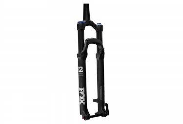 fourche fox racing shox 32 float performance grip 27 5 15mm 2017 noir