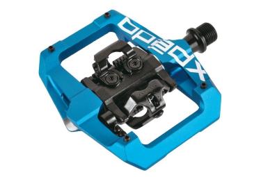 pedales xpedo gfx 9 16 bleu