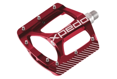 pedales xpedo zed 9 16 rouge