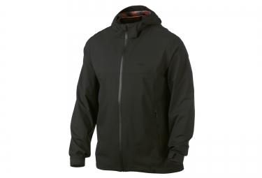 veste impermeable oakley transit noir