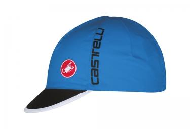 casquette castelli free bleu
