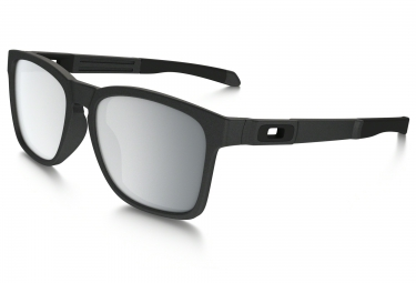 lunettes oakley catalyst gris chrome iridium ref oo9272 03