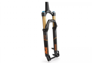 fourche fox racing shox 32 float factory fit4 3 pos remote 29 15mm 2017 noir
