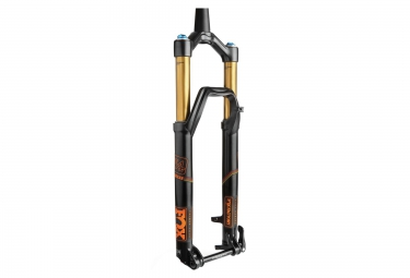 fourche fox racing shox 34 float factory fit4 3 pos 27 5 15mm 2017 noir