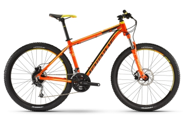haibike 2016 velo complet 27 5 edition 7 40 orange noir